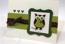 Stampin Up Ideas / by Lisa Ferguson