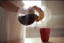 Coffee research / by Annie Vuong