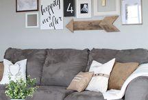 Home Ideas / by Danielle Huffman