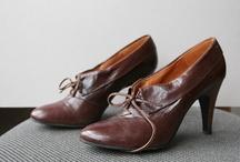 Vintage Shoe - Archive / 1900's - 1980's