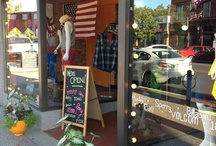 Shopping in the Grand Haven area / These are our favorite to shop in the Grand Haven area