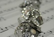 Diamonds - Inspiration / Diamonds . Girls best friend . Marcasite . All things that Sparkle . Jewellery .