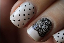 Bridal Nails Ideas :}