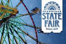 Fairs and Festivals in the Kennebec Valley