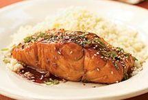 Summer Salmon Recipes