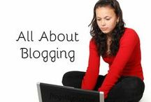 All About Blogging / A board for blogging help