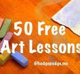 Home Education - Art