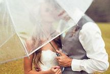 Rainy day.. for a wedding