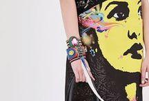 SS14 fashion trend: Punchy pop art