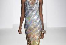 SS14 fashion trend: Shiny happy clothing
