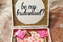 Inspired Bridesmaid Gifts