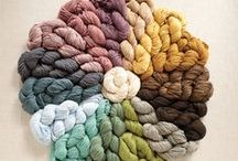 Color and Yarn Inspirations