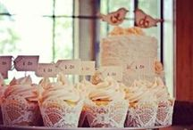Lace & Burlap Decorations