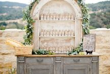 Wedding Bar Decoration