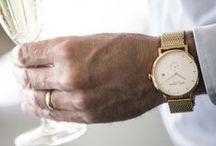 Męskie wieczory / Wieczór we dwoje, a może spotkanie wyłącznie w męskim gronie? Z odpowiednim zegarkiem zawsze świetnie spędzisz czas!  Butiki Swiss. #butikiswiss