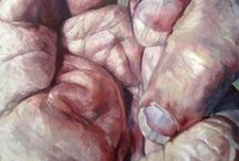 Hands that do dishes... / Expressive and useful!
