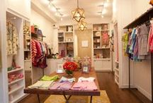 Pink Chicken: NYC / our original store located on Madison Ave!