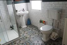 Interiors planning | Bathroom / What my bathroom renovation is IRL gonna look like. With added plants.