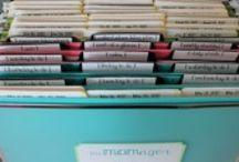 Homemaking: Organizing