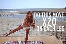 exercise to dos / by CheyAnne Sexton