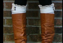 Leg Warmers/Boot Socks