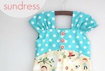 Sewing: Baby and Little Girl