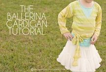 Sewing: Big Girl Clothes