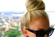 Top Knot Mania / by Margit Detweiler