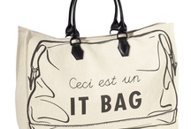 """It"" Bags by Decade / by Margit Detweiler"