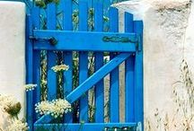 heavenly blues / blue things that cause delight! / by Laura Derry