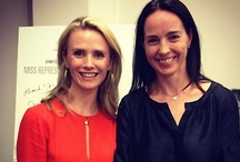Where's Jen? / Director Jennifer Siebel Newsom is traveling the world speaking about #MissRep and inspiring change. Follow her journey here.  / by Miss Representation