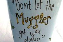 I Solemnly Swear to Harry Potter / by Samantha