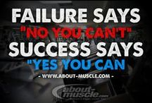 Gym Motivation / Get motivated with our motivation fitness quotes and images