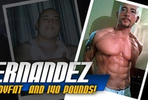 Featured Transformations / Check out these incredible body transformations with before and after pictures.