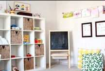 Kids - Playroom / by Melody Arredondo