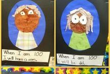 Jan.- 100th Day / by Erin Renee