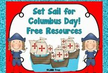Oct.- Columbus Day / by Erin Renee
