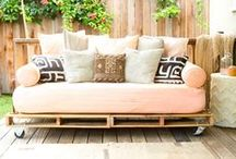 DIY with Pallets / by Melody Arredondo