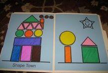 Tot School: Shapes
