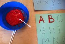 Tot School: Alphabet