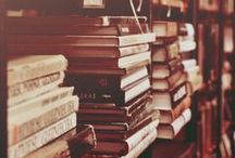 Love of All Things Literary / ...literary enjoyment / by Samantha