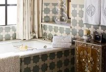 Master Bath Ideas / by Shelly Garrity