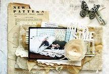 Paper Divas - Scrapbook Pages / by Jan Hickman