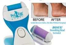 Get A Jump On Sandal Season / Start pampering feet now, and you'll have a perfect pedi by May! These three items are vital. / by Beauty Boutique®