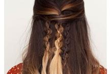 hair styles / by Kat Randall