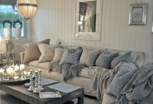 Home Sweet Home / ~Ideas For The Home~  / by Julie Ulrich-Mouser