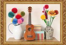 Craft Ideas/DIY Ideas / do it yourself crafting / by SUN CREATIONS