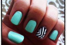 Nails / by Tamithea Lau