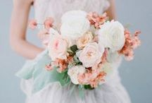 Bride-a-licious Bouquets / A stunning display of the most gorgeous bridal bouquets, peony approved.  / by Peony Events