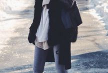 Winter style /     / by Claire Girard